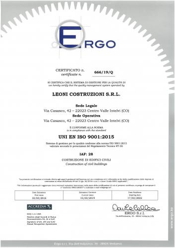 ISO Leoni Costruzioni.pdf